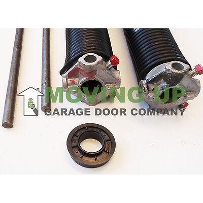 """Garage Door Torsion Springs 250 X 2/"""" X 32-41/"""" PAIR-NEW"""