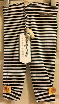 NWT Matilda Jane with Joanna Gaines Baby Duckling Leggings Size 3-6 Months
