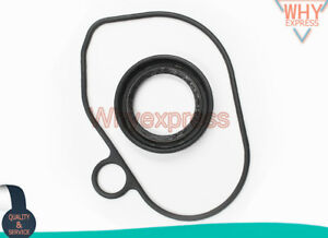 Front Oil Pump Gasket+Auxiliary Shaft Seal Fits Honda Accord Acura CL