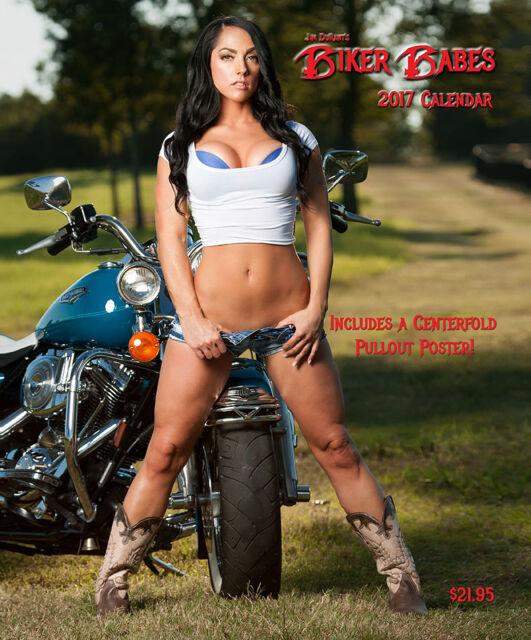 Biker babes calendar