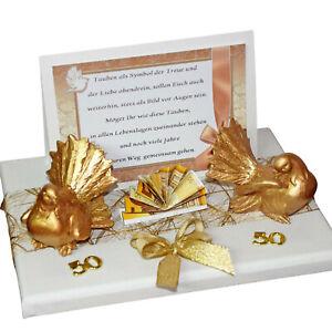 Für hochzeit rahmen goldene Goldene Hochzeit