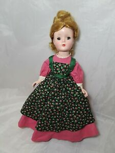 Vintage-Madame-Alexander-Little-Women-Doll-034-MEG-034-15-034-Tall