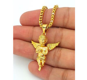 item jewelry chain pendant sound angel guardian mexican soothing eudora for bola ball harmony necklace mariana make