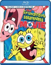 The Spongebob Squarepants Movie (Blu-ray Disc, 2014, 2-Disc Set)