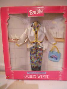 Barbie-PRET-A-PORTER-Fashion-Avenue-1996-NRFB-15902