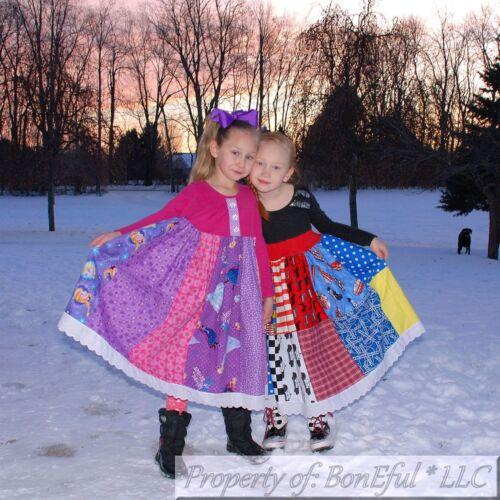 BonEful Fabric FQ Cotton Quilt Black White Red Gold Star Dot Snow S Xmas Present