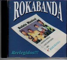 (AV9) Rokabanda, Reelegidos!!!- 1994 CD