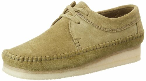 Weaver Originals 6 Maple Men Clarks Wallabee 9 12 Suede G Uk 8 tqdRf7