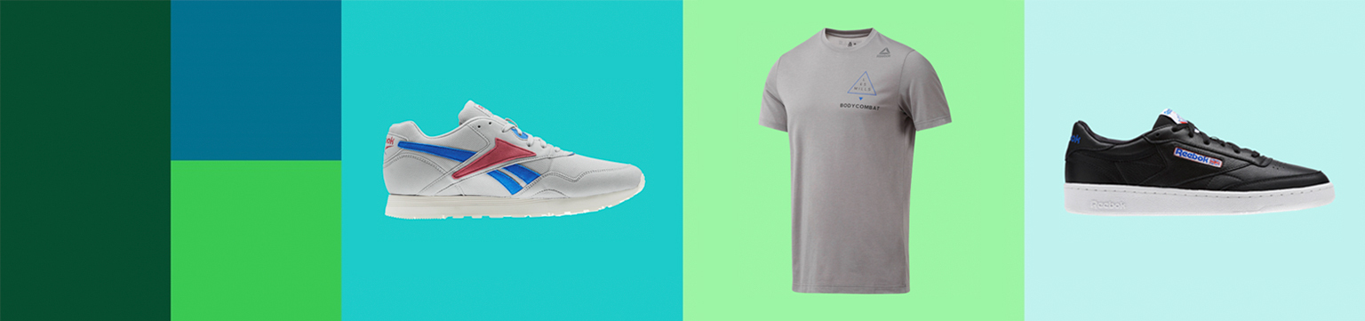 Reebok Flash Sale - Up to 60% off