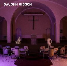 DAUGHN GIBSON - ME MOAN - LP CLEAR VINYL LOSER EDITION NEW SEALED 2013