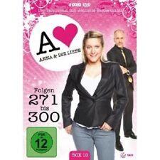ANNA UND DIE LIEBE - BOX 10 (FOLGEN 271-300) 4 DVD NEU