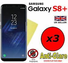 3x Protector de Pantalla Antirreflejo HQ Mate cubierta Film Protector Samsung Galaxy S8+ Plus