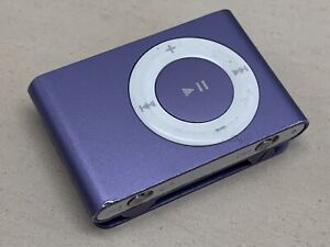 Apple-Ipod-Shuffle-2nd-Generation-Purple