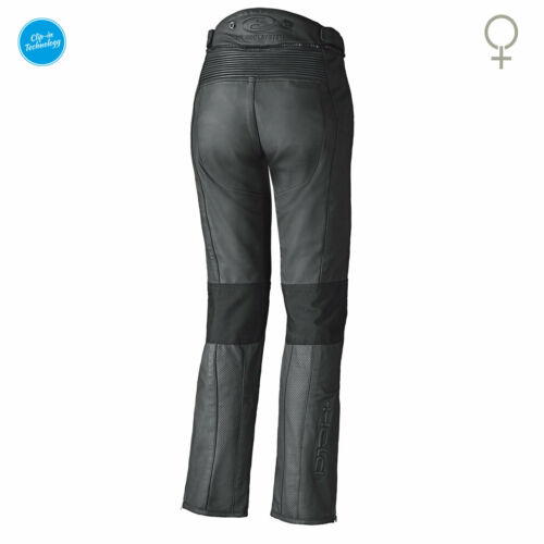 Held Ladies Avolo 3.0 Soft Leather Motorcycle Motorbike Trousers Pants Jeans