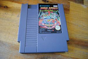 Jeu-High-Speed-pour-Nintendo-NES-PAL