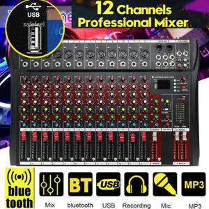 8-12-Channels-Professional-Live-Studio-Audio-Mixer-USB-Mixing-Console-bluetooth