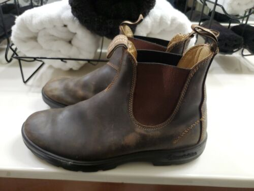 Blundstone Mens brown Boot size 9