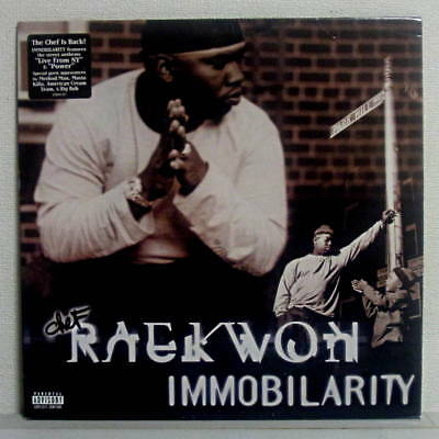 RAEKWON - IMMOBILARITY - US ORG 1999 LOUD 2LP w/STICKER WU-TANG RZA METHOD  MAN | eBay