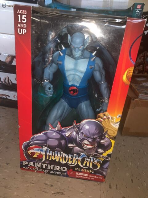 ThunderCats PANTHRO/'S Nunchucks Hand Made Toy Weapon NEW Silver Chain