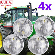 4x Fender Work Light For John Deere Tractors 55 Series 4055 4255 4455 4555 4755