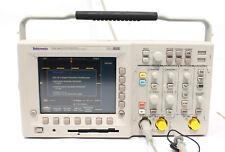 Tektronix Tds3012 2 Ch Digital Phospor Oscilloscope 100 Mhz 125 Gss Dpo