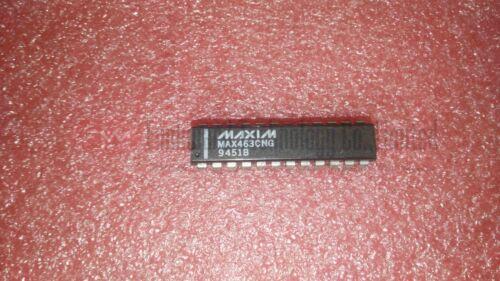 Maxim MAX463CNG Video IC Switch PDIP24 x 1pc