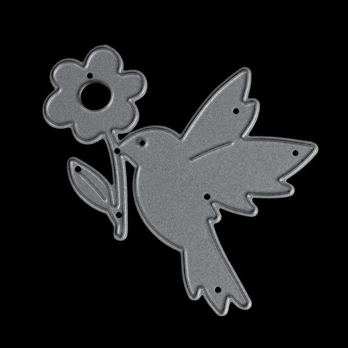 flying Bird metal cutting dies stencil scrapbook album paper embossing craft PDH
