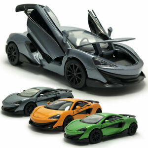 McLaren-600LT-Sports-Car-1-32-Model-Car-Metal-Diecast-Toy-Vehicle-Kids-Gift