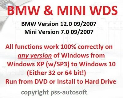 BMW & Mini Wiring Diagram System (WDS) 100% functional all 32 & 64 Wds Wiring Diagram Bmw on