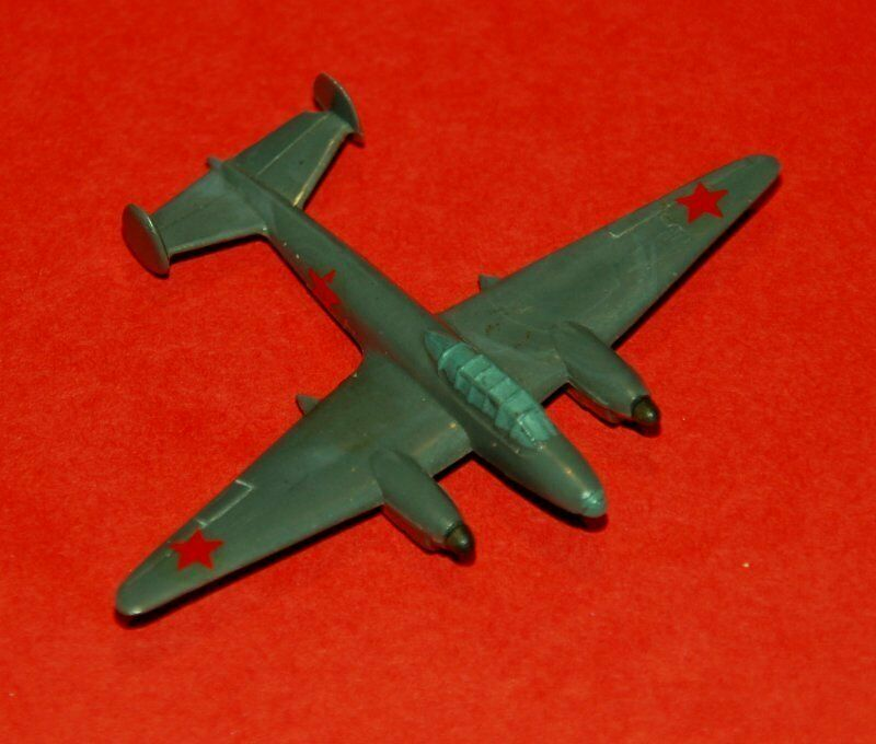 Wiking aereo-R 4-petljakow pe-2 - elica nasi piccoli