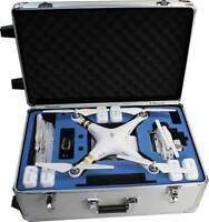 Procraft Aluminum Dji Phantom 2 3 Standard Professional 4k Advanced Trolley Case on sale
