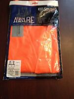 Erb Safety S15 6xl Orange Class 2 Safety Vest 14525 Fast Shipping