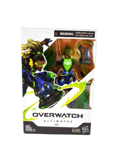 Overwatch Ultimates Lucio Figure - NIB
