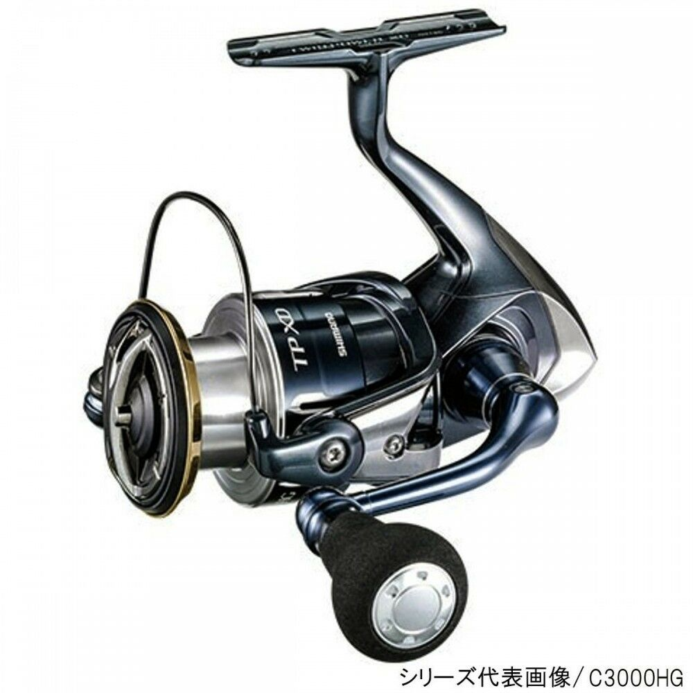 SHIMANO reel 17 twin power XD C3000 XG from japan F S