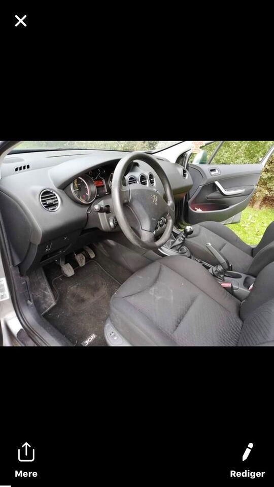 Peugeot 308, Diesel, 2009