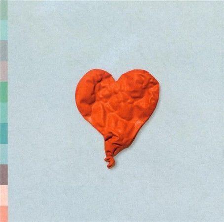 1 of 1 - 808s & Heartbreak by Kanye West (CD, Dec-2008, Roc-A-Fella (USA))