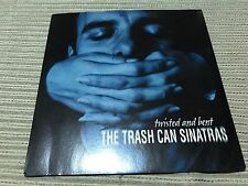 """TRASH CAN SINATRAS - TWISTED AND BENT 7"""" SINGLE EU GO DISCS 96 INDIE POP"""