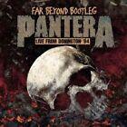 Far Beyond Bootleg Live From Donington 94 Analog Pantera LP Record