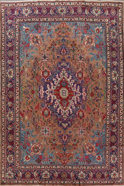 Pasargad Gabbeh Hand Knotted Brown Area