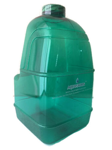 1 Gallon BPA FREE Alkaline Gym Yoga Workout Plastic Drinking Water Bottle Jug