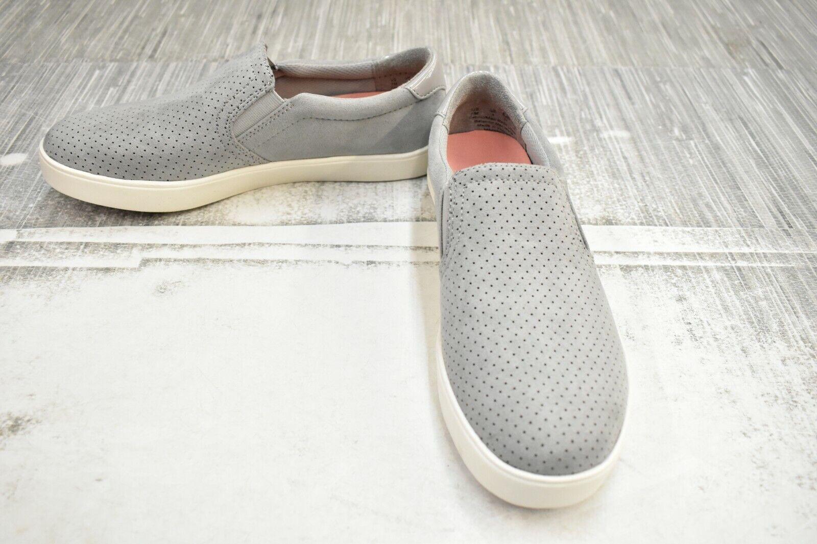 ** Dr. Scholl's Nova À Enfiler Chaussures Confort, femme taille 7 m, gris NEUF
