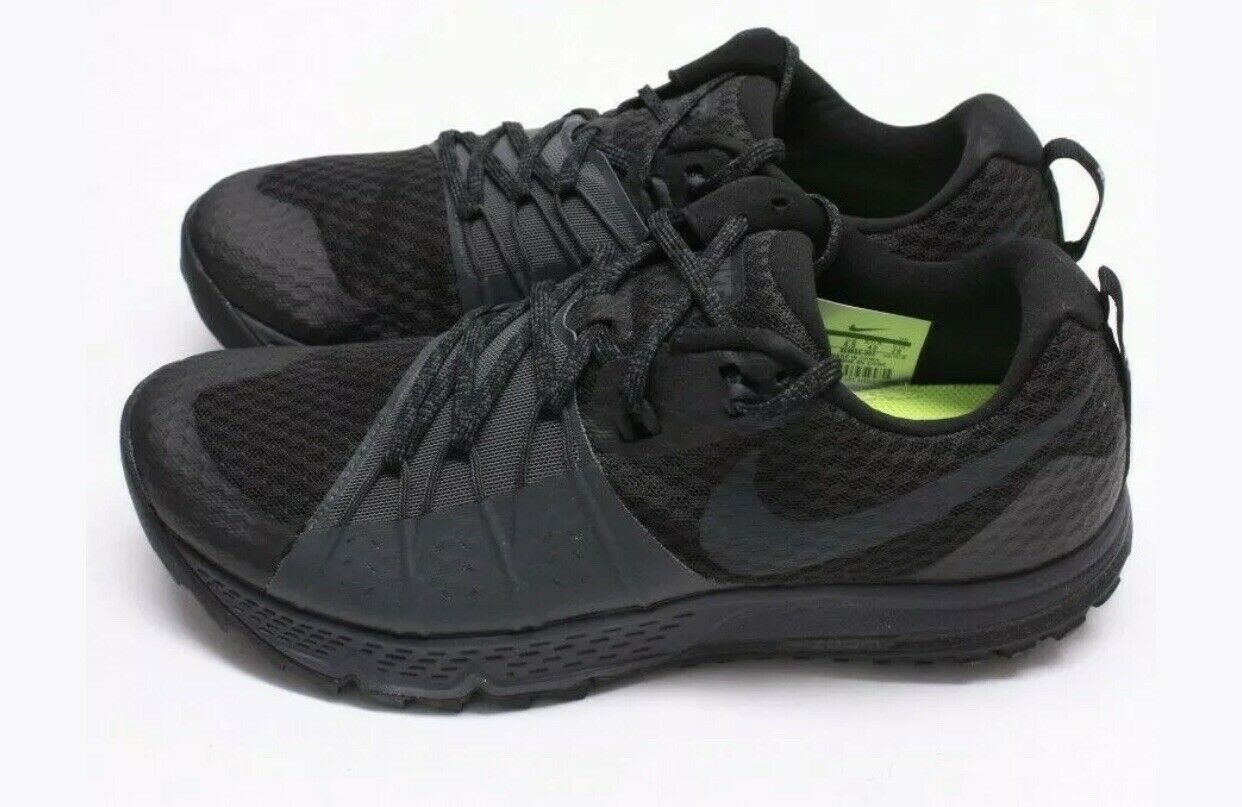 Nike Air Zoom Wildhorse 4 Size 14 Running Shoes Tennis Shoes Black ...
