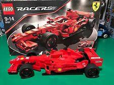 LEGO FERRARI F1 Racer 8157 (100% completato) MOLTO RARO