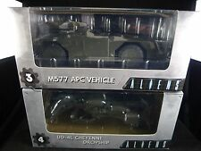 Neca Alien Cinemachines Series 1 APC Vehicle & Cheyenne Dropship from Aliens BN