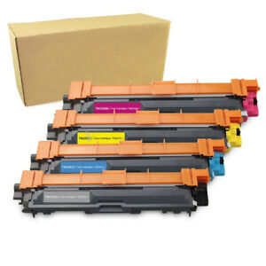 4PK-TN221-TN225-Color-Toner-for-Brother-HL-3140CW-HL-3170CDW-MFC-9130CW-9330CDW
