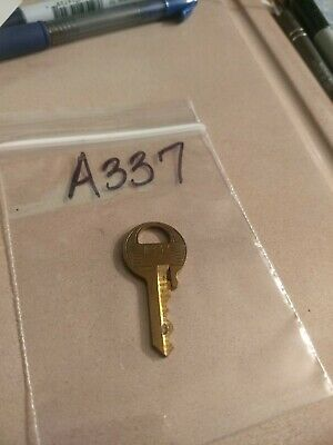 2-Replacement Keys Master Padlock Lock Cut To Key Code 0301-0500 0301-0500 key