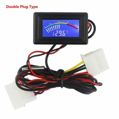 Water Thermometer Digital LCD Pointer Temperature Car Tester