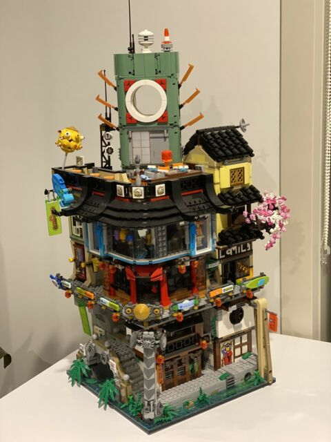 LEGO 70620 NINJAGO City for sale online | eBay