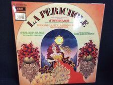 OFFENBACH - MARKEVITCH - LA PERICHOLE - EMI / PATHE - 2 LP SET - FRENCH PRESS