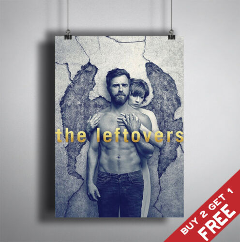 THE LEFTOVERS TV Series Poster A3 A4 Photo Glossy Fan Art Print Home Wall Decor